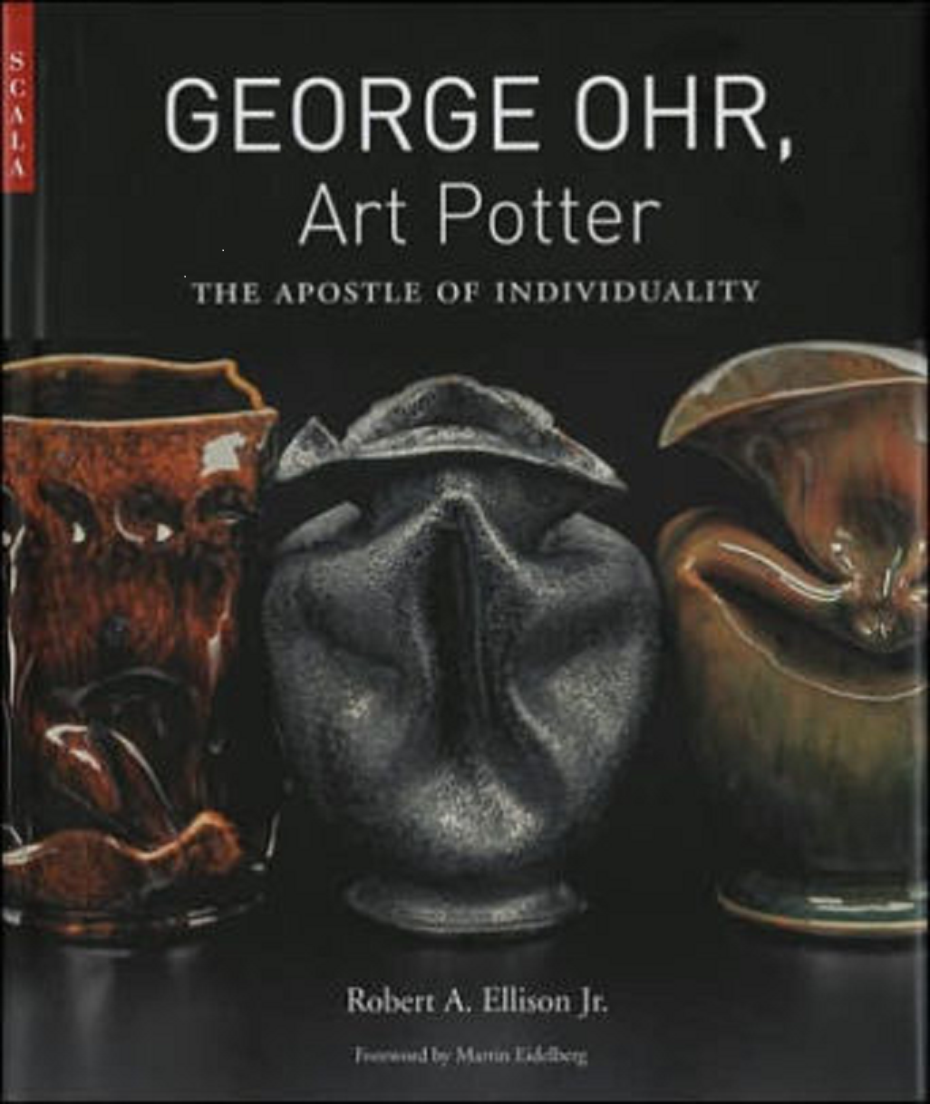 George Ohr Art Potter The Apostle Of Individuality Ohr O Keefe Museum Of Art